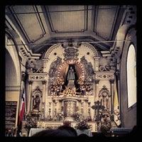 Photo taken at Iglesia De Andacollo by GaboYanezB on 11/3/2012