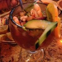Photo taken at El Pescador Restaurant #14 by Eddie L. on 2/16/2013