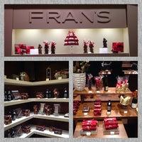 Photo taken at Fran's Chocolates by Eddie L. on 12/5/2013