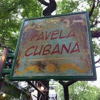 Photo taken at Favela Cubana by Gabriel أ. on 6/6/2013
