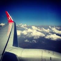 Photo prise au İzmir Adnan Menderes Havalimanı (ADB) par Kaan le7/11/2013