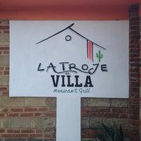 Photo taken at La Troje De Villa by Fernando A. on 6/15/2013