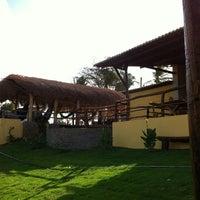 Photo taken at Restaurante Tupi - Sabores da Fazenda by Eliab A. on 1/8/2013