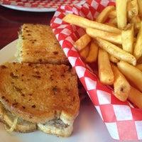 Photo taken at Rockos Diner by Kirsten K. on 5/3/2015