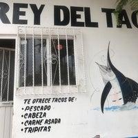 """Photo taken at Taqueria """"El Rey Del Taco"""" by Paul on 7/28/2017"""