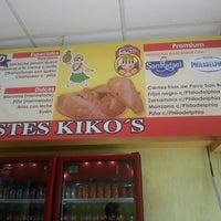 Photo taken at Pastes Kiko's by Dika C. on 3/8/2014