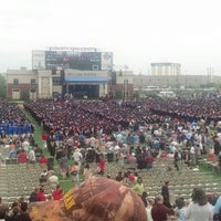 Photo taken at Liberty University by Jackie W. on 5/11/2013
