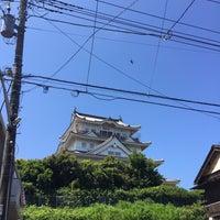 Photo taken at 千葉城 by resaku on 6/17/2017