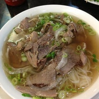 Photo taken at Pho Cow Cali Express by Angie W. on 7/9/2013