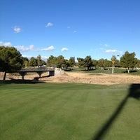 Photo taken at Las Vegas National Golf Club by Marcelino B. on 1/27/2013