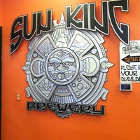 Photo taken at Sun King Brewing Co. by Kristen K. on 9/24/2012