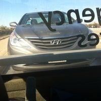 Photo taken at HUB Hyundai by Sandy G. on 12/16/2013