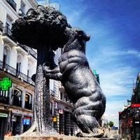 Foto tomada en Puerta del Sol por Marc C. el 7/3/2013