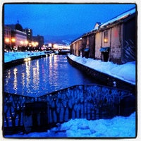 Photo taken at Otaru Beer Garden by Marc C. on 3/24/2013