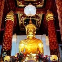 Photo taken at Phra Nakhon Si Ayutthaya by Marc C. on 5/28/2014