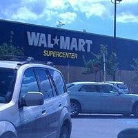 Photo taken at Walmart Supercenter by Cyd B. on 4/7/2013
