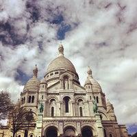 Photo prise au Basilique du Sacré-Cœur par Cesar le4/29/2013