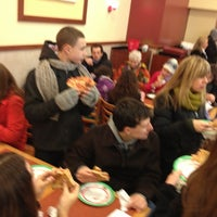 Photo taken at Sbarro by Augie D. on 12/28/2012