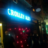 Photo taken at Croxley's Ale House by W T. on 9/25/2012