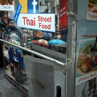 Photo taken at Tuk Tuk Thai Cart by W T. on 10/17/2012