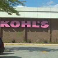 Photo taken at Kohl's Southridge by Mystie K. on 9/25/2013