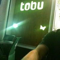 Photo taken at Tobu Sushi by Felipe O. on 11/5/2012
