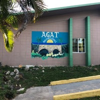 Photo taken at Agat Mayor Office by Christopher G. on 4/3/2018