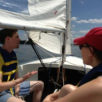 Photo taken at DC Sail by Will W. on 6/15/2013