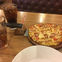 Photo taken at The Pizza Company by May M. on 6/13/2017