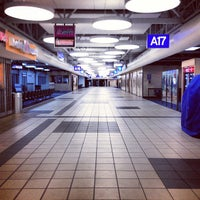 Photo taken at Lambert-St. Louis International Airport (STL) by André A. on 2/8/2013