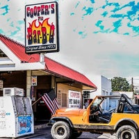 Photo taken at Coopers BBQ by Nik K. on 4/18/2015