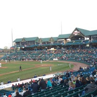 Photo taken at Campbell's Field by Jake G. on 4/23/2013