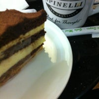 Photo taken at Spinelli Coffee by Firda S. on 2/7/2013