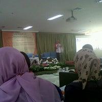 Photo taken at Unpad Teaching Hospital Lt.6 by Bonavida O. on 9/23/2012
