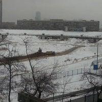 Photo taken at ГК «Олимпстрой» by Руслан С. on 12/28/2012