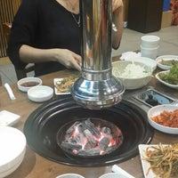 Photo taken at 팔팔 한우 by Seoung Kwon S. on 7/26/2014