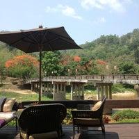 Photo taken at Sibsan Resort & Spa Maetaeng by junsuda r. on 5/21/2013