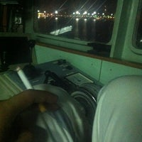 Photo taken at Ferry Traffic Line Anchorage -Penang by Shaiful Afizam A. on 5/12/2014