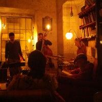 Photo taken at Café Tati by David C. on 5/1/2013
