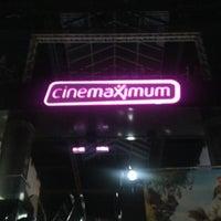 4/28/2013 tarihinde جمعان ا.ziyaretçi tarafından Cinemaximum'de çekilen fotoğraf