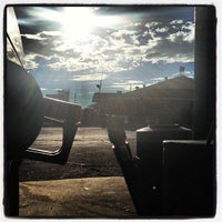 Photo taken at Salt Flats Cafe by Paul R. on 8/28/2013
