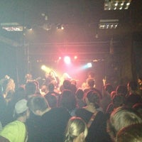 Photo taken at Music Club DOMA by SWIS-SHOP.cz R. on 11/24/2012