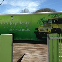 Photo taken at Jerry's Jeep Rental by Annie M. on 3/17/2013