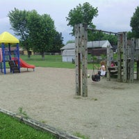 Photo taken at Reeder Park by Ron H. on 6/11/2013