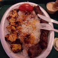 Photo taken at RICE House of Kabob by Alexis M. on 5/13/2013