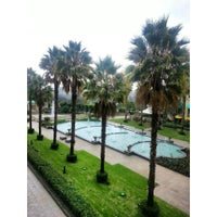 Photo taken at Sheraton Addis by Nada A. on 6/20/2013