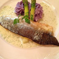 Photo taken at Postli Restaurant by Zsa . on 8/6/2014