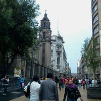 Photo taken at Plaza Madero by Silvia R. on 9/17/2012