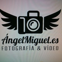 Photo taken at Angelmiguel.es by Angel M. on 5/25/2013