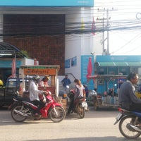 Photo taken at ตลาดเทศบาลเมืองชัยภูมิ by Khwan A. T. on 7/22/2016